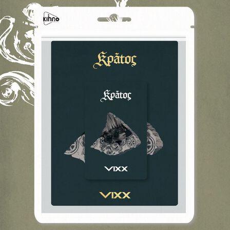 CJ E&M - Kratos 3Rd Mini Album Kihno Album | Vixx