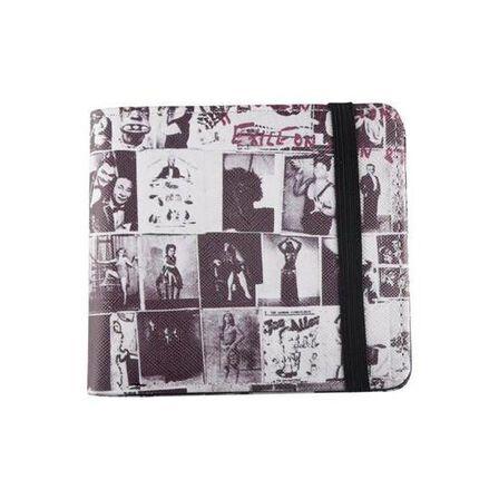 ROCKSAX - Rolling Stones Exile on Main Street Wallet