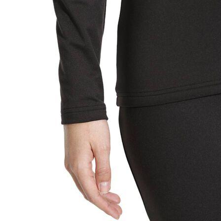 WED'ZE - Women's base layer ski top freshwarm - black