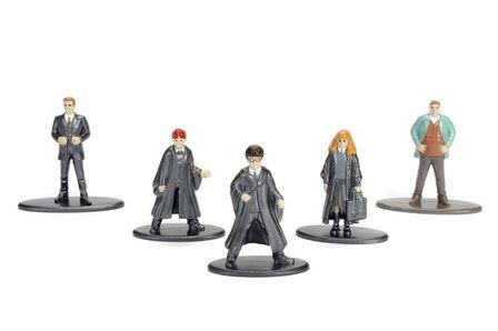 JADA TOYS - Nano Metalfigs Harry Potter Figures Wave 1.1 [Set of 5]