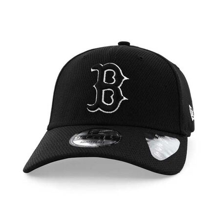 NEW ERA - New Era Diamond Era Essential Boston Red Sox Men's Cap Black