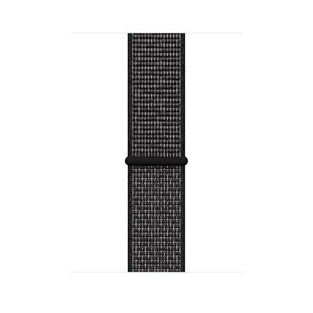 APPLE - Apple 44mm Black Nike Sport Loop for Apple Watch