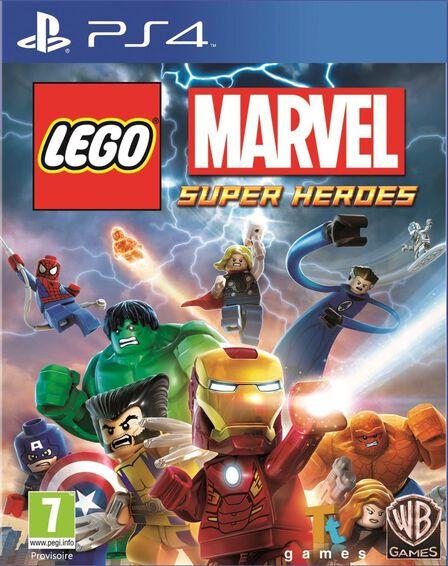 WARNER BROTHERS INTERACTIVE - LEGO Marvel Super Heroes - PS4