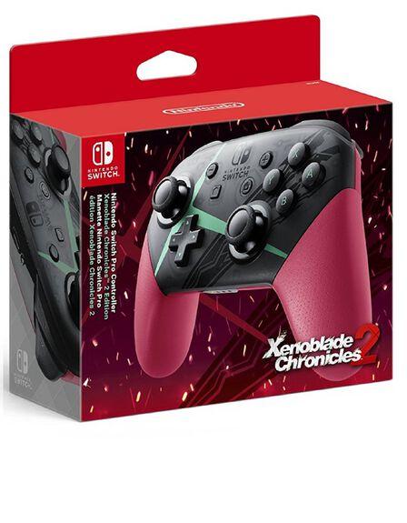 NINTENDO - Nintendo Switch Pro-Controller Xenoblade Edition