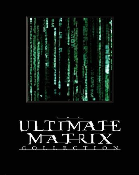 WARNER HOME VIDEO - The Ultimate Matrix Collection [10 Disc Set]