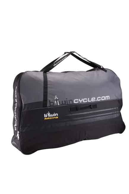 BTWIN - 1-Bike Transport Cover, Unique Size