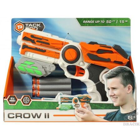 TACK PRO - Tack Pro Crow II With 6 Darts