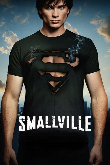 WARNER HOME VIDEO - Smallville Season 1-10