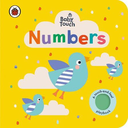 PENGUIN BOOKS UK - Baby Touch Numbers
