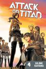 RANDOM HOUSE USA - Attack On Titan 4
