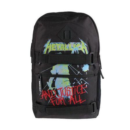 ROCKSAX - Metallica & Justice for All Skate Bag