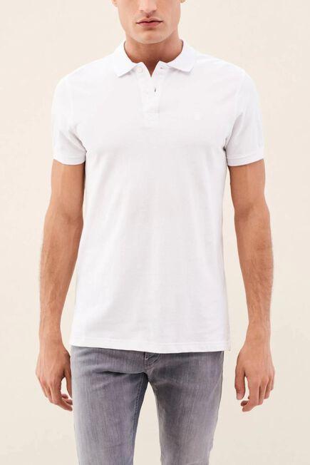 Salsa Jeans - White Poloshirt