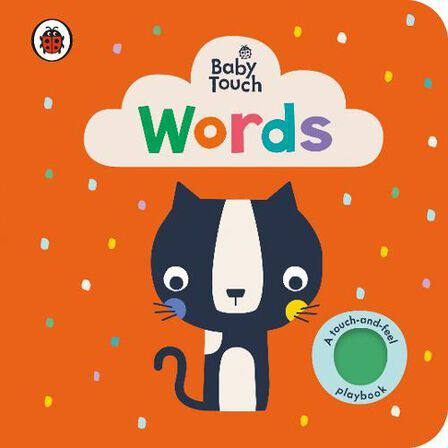 PENGUIN BOOKS UK - Baby Touch Words