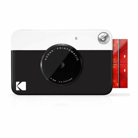KODAK - Kodak Printomatic Black Digital Instant Camera