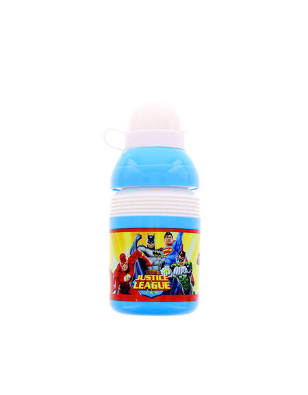 SHARKSKINZZ - Sharkskinzz Collapsible Pop Up Bottle 18Oz Boys Justiceleague