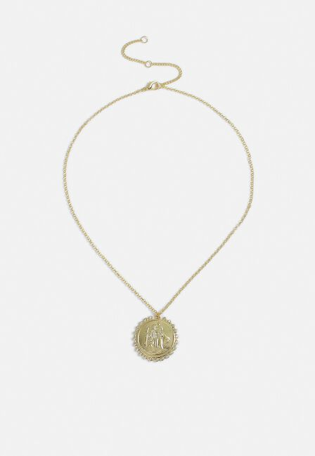Missguided - OVAL COIN MROW NL