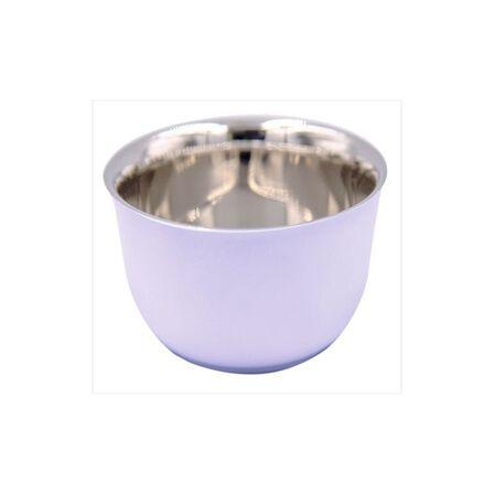 ROVATTI - Rovatti Pola Arabica Stainless Steel Cup White Set of 680ml