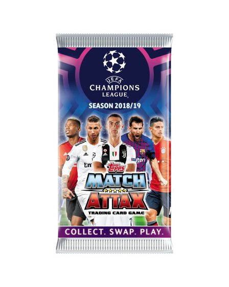 TOPPS - Topps Champions League Match Attax 18-19 Cards Int