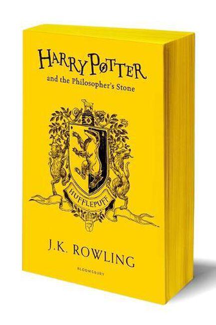 BLOOMSBURY PUBLISHING UK - Harry Potter and the Philosopher's Stone - Hufflepuff Edition