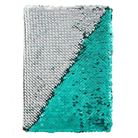 SOMETHING DIFFERENT - Something Different Mermaid Reversible Sequin Notebook