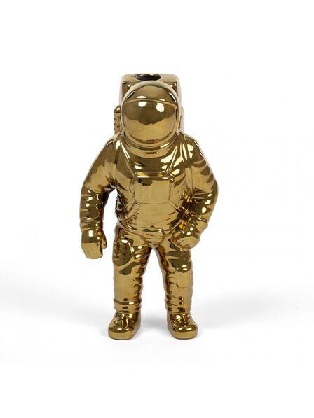 Seletti - Cosmic Diner Starman Vase Gold