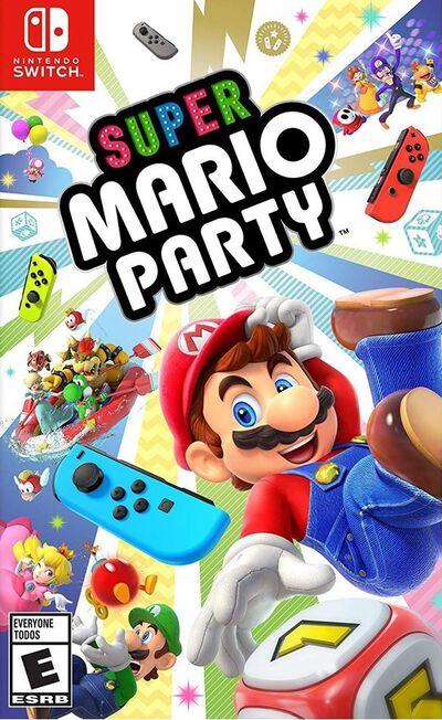 NINTENDO - Super Mario Party [US] - Nintendo Switch