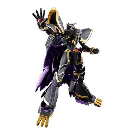 BANDAI TAMASHII NATION - Bandai Digivolving Spirits 05 Alphamon 6 Inch Inch