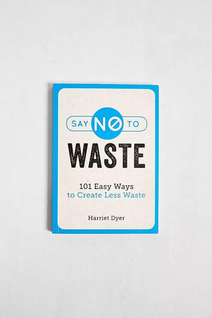 Urban Outfitters - Assorted Say No To Waste: 101 Easy Ways To Create Less Waste