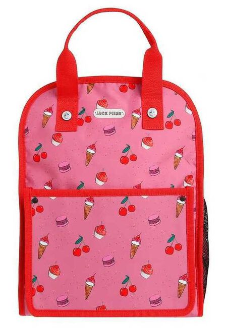 JEUNE PREMIERE - Jeune Premier Cherry Pop Amsterdam Large Backpack