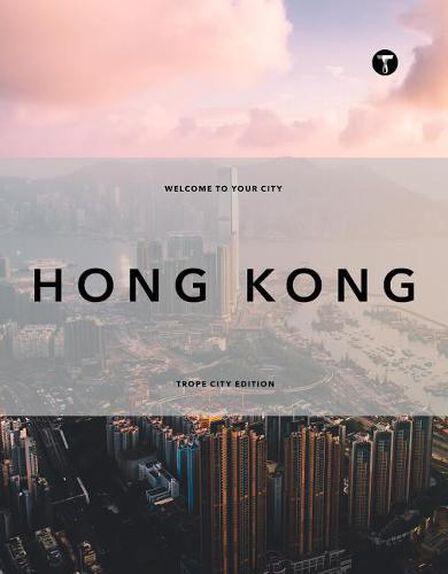 PERSEUS BOOKS GROUP USA - Trope Hong Kong