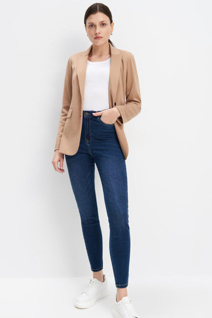 Mohito -  Skinny Fit Jeans - Blue