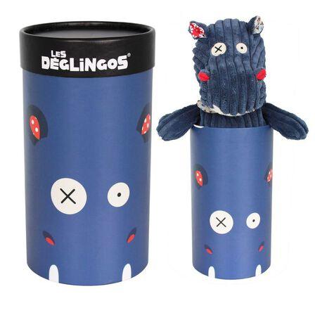 LES DEGLINGOS - Simply Hippipos the Hippo Plush in Box [Big]