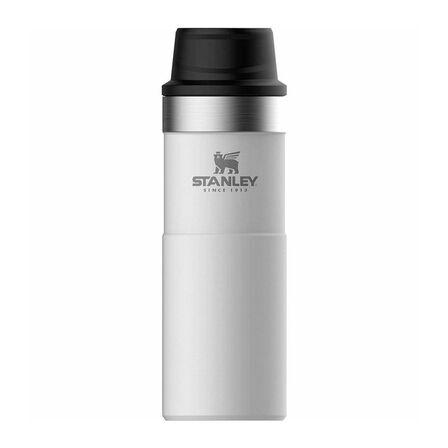 STANLEY - Stanley 0.47L/16oz Trigger-Action Travel Mug Polar White