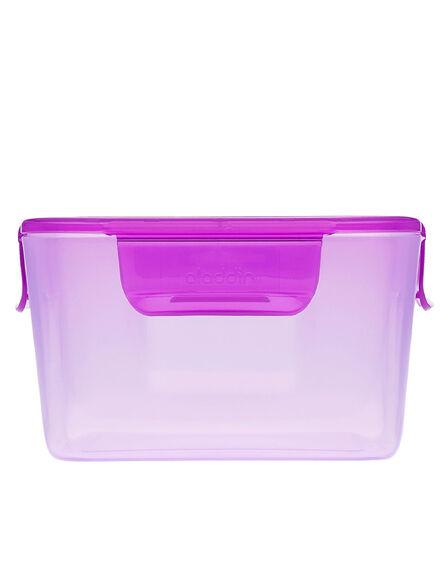 ALADDIN - Aladdin Easy-Keep Lid Food Container Purple 1.2L