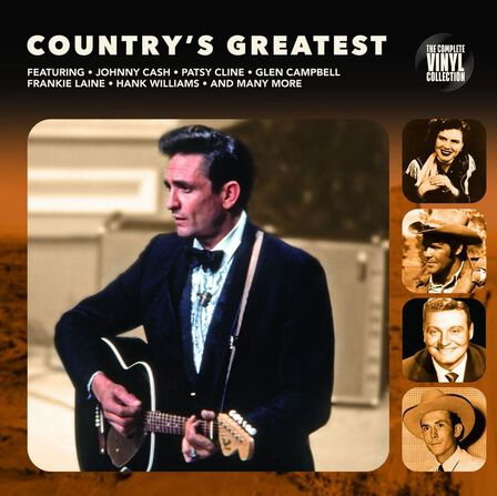BELLEVUE PUBLISHING & ENTERTAINMENT - Country's Greatest   Various Artists