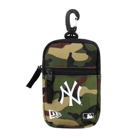 NEW ERA - New Era MLB NY Yankees Mini Pouch Woodland Camo