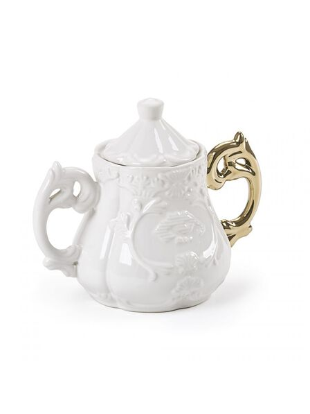 Seletti - I-Wares Sugarbowl Gold