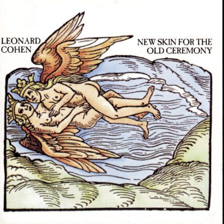 COLUMBIA - New Skin For The Old Ceremony | Leonard Cohen
