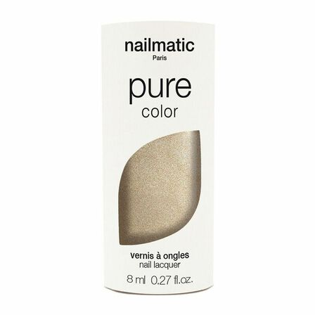 NAILMATIC - Nailmatic Pure Gala Nail Polish Gold