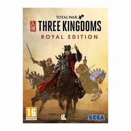 SEGA - Total War Three Kingdoms - Royal Edition - PC