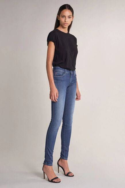 Salsa Jeans - Blue Skinny Push Up Wonder jeans