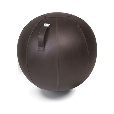 VLUV - Vluv Veel Leatherette Seating Ball Mokka