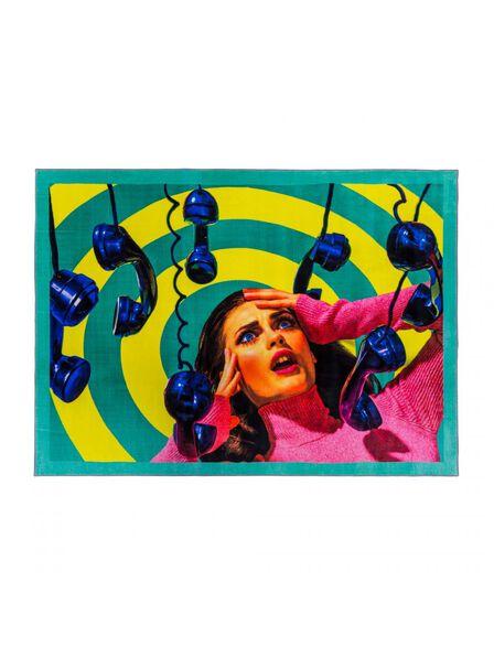 Seletti - Toiletpaper Rug Snakes