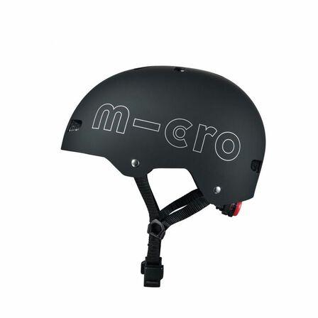 MICRO - Micro Helmet Abs Black L