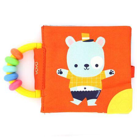 YOYO - Teetherbook Bear