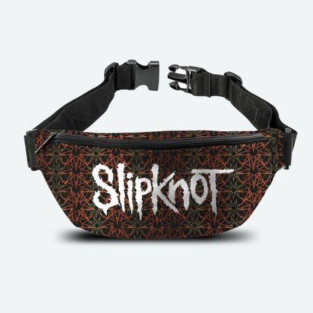 ROCKSAX - Slipknot Pentagram Bumbag