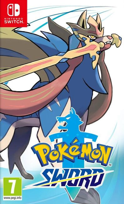 NINTENDO - Pokemon Sword - Nintendo Switch