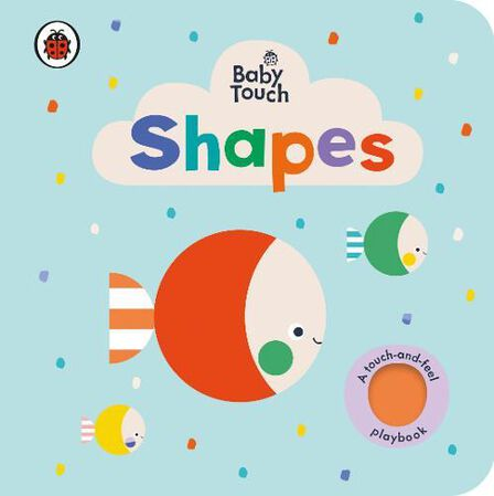PENGUIN BOOKS UK - Baby Touch Shapes