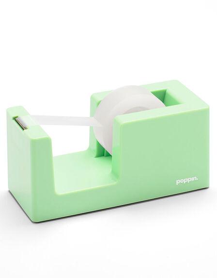 POPPIN INC - Poppin Inc Tape Dispenser & Tape Mint