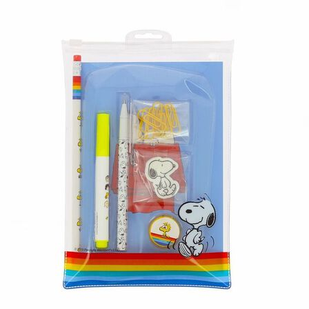 BLUEPRINT COLLECTIONS - Blueprint Collection Peanuts Super Stationery Set